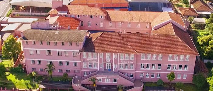 Colégio Santos Anjos em 2018